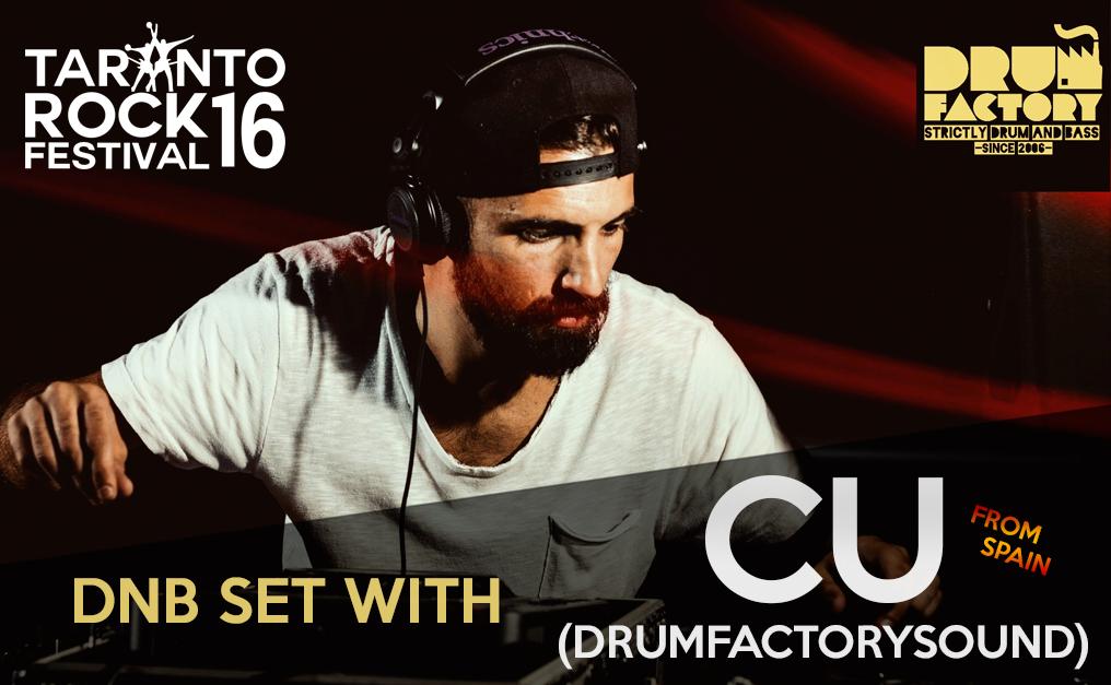 CU Drumfactory